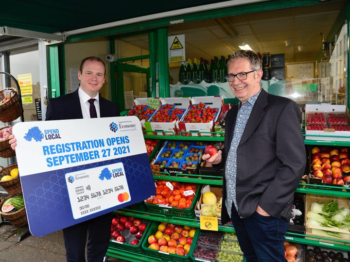 High Street Voucher Scheme opens – Support for local independent retailers