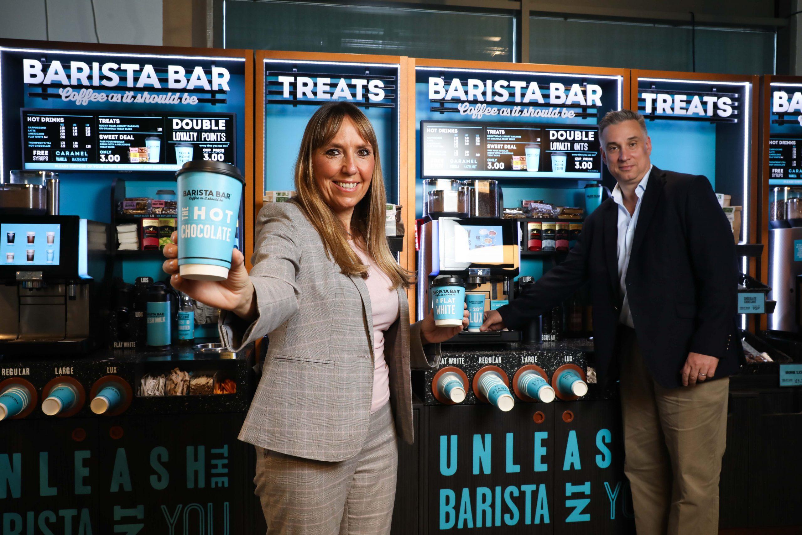 £6 million upgrade for popular local brand, Barista Bar ®