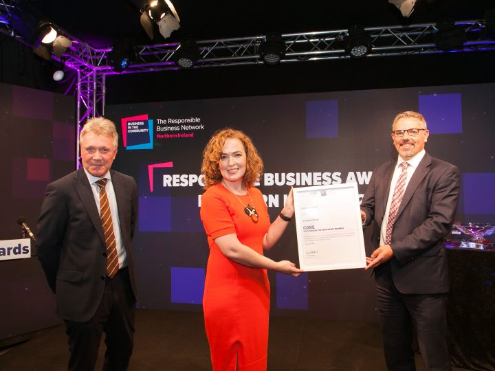 Asda is Gold to the CORE – BIC Award for Corporate Social Responsibility
