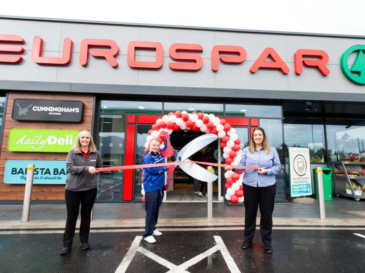 New build supermarket – an innovative shopping experience for local community