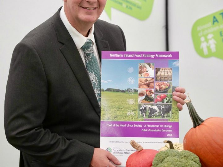 World Class – New Northern Ireland Food Strategy Framework launched