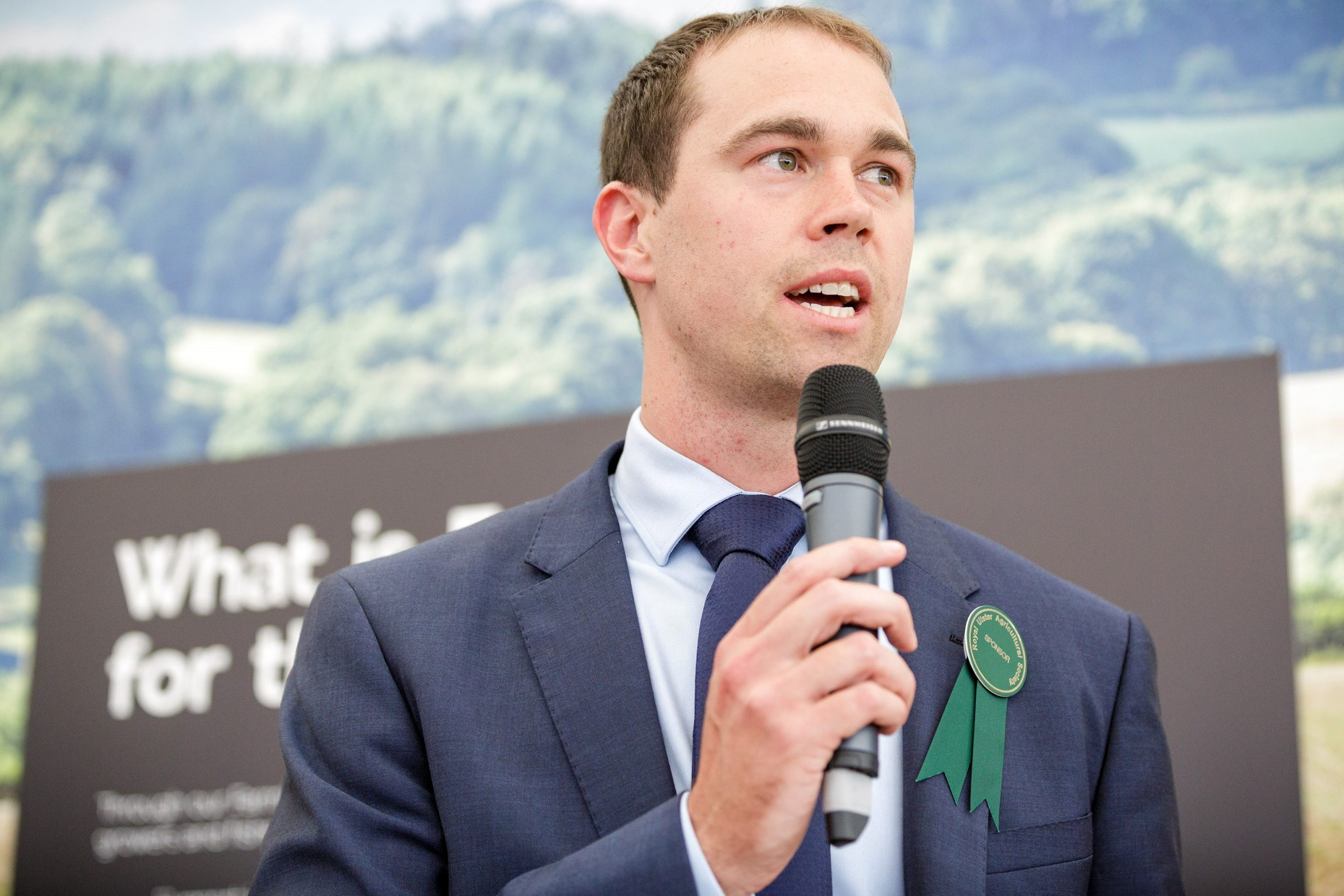 M&S showcases support for local agriculture and food at Balmoral Show