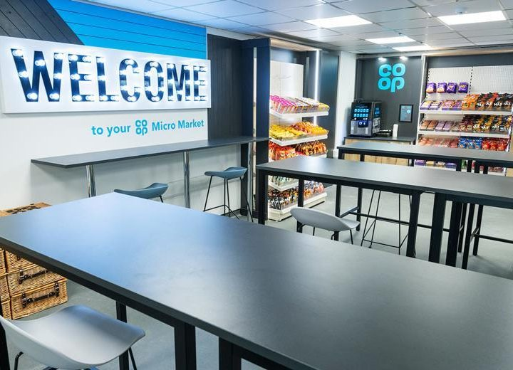 Co-op launches 24 hour food to go format