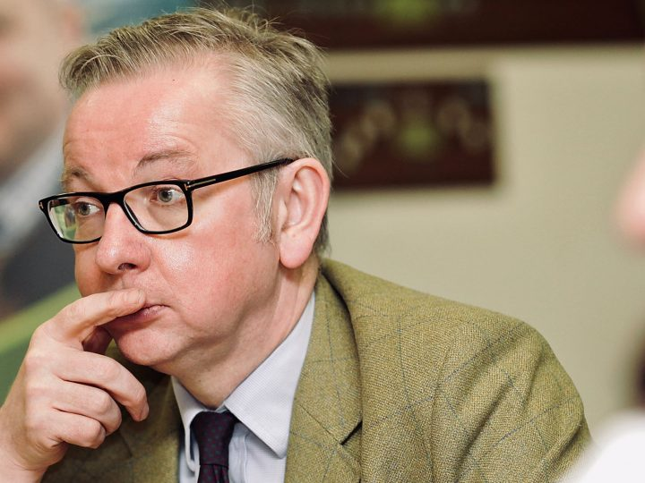 Michael Gove to head taskforce to secure food supply chain