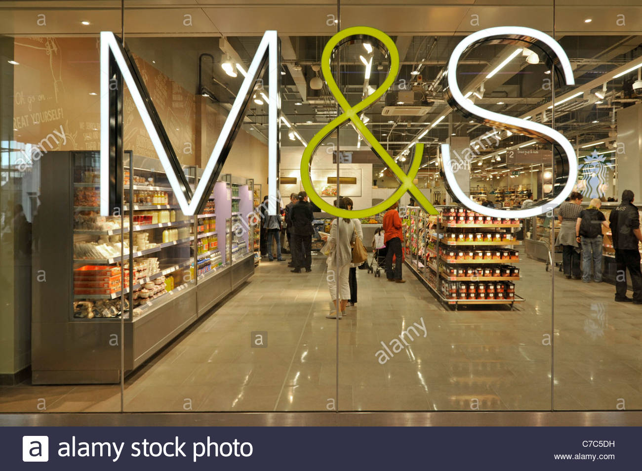 M&S Food – coming to a town near you? Search for seven new sites underway