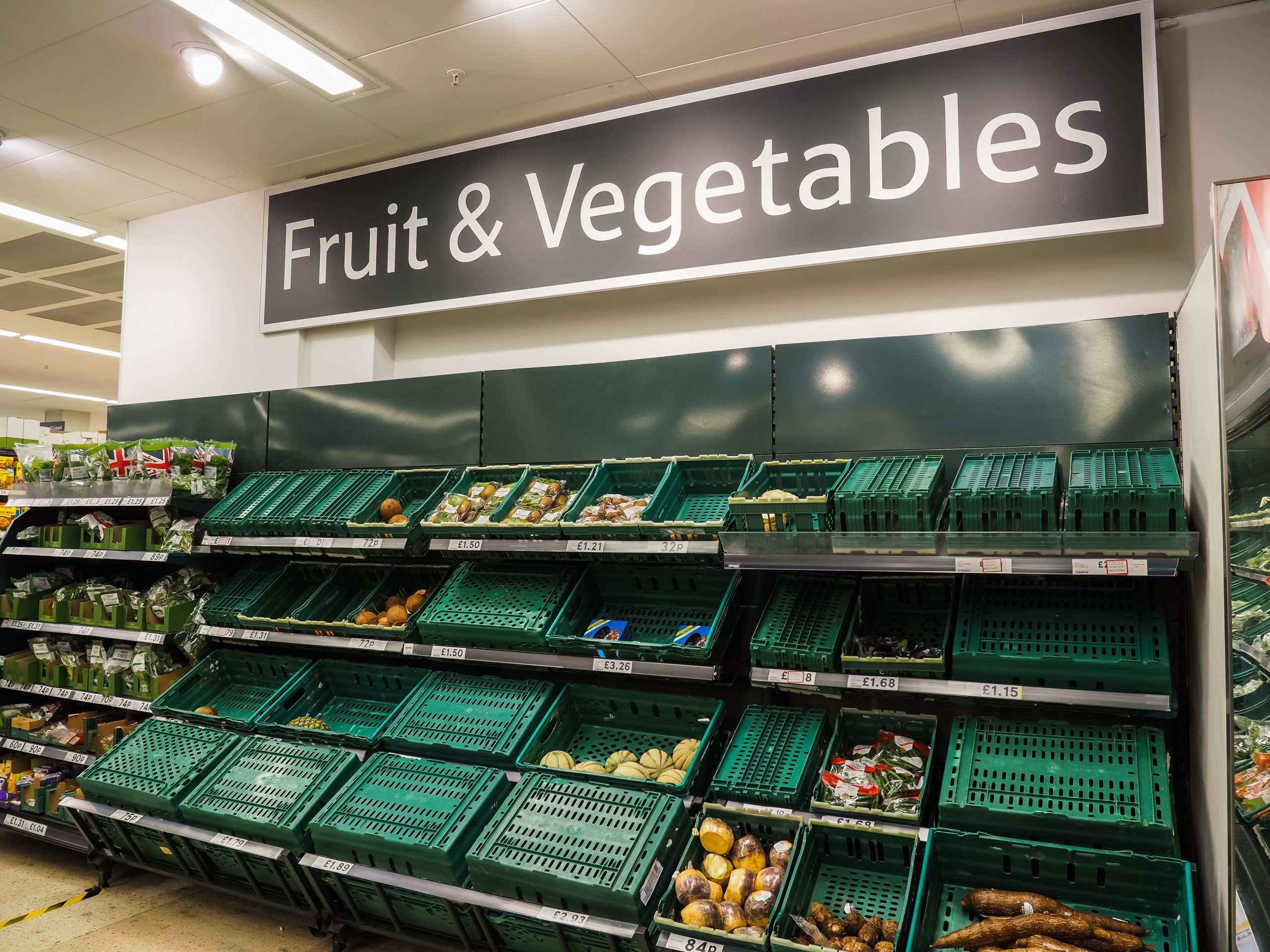 Reality Checks – M&S, Co-op, even Ikea speaking out about shortages