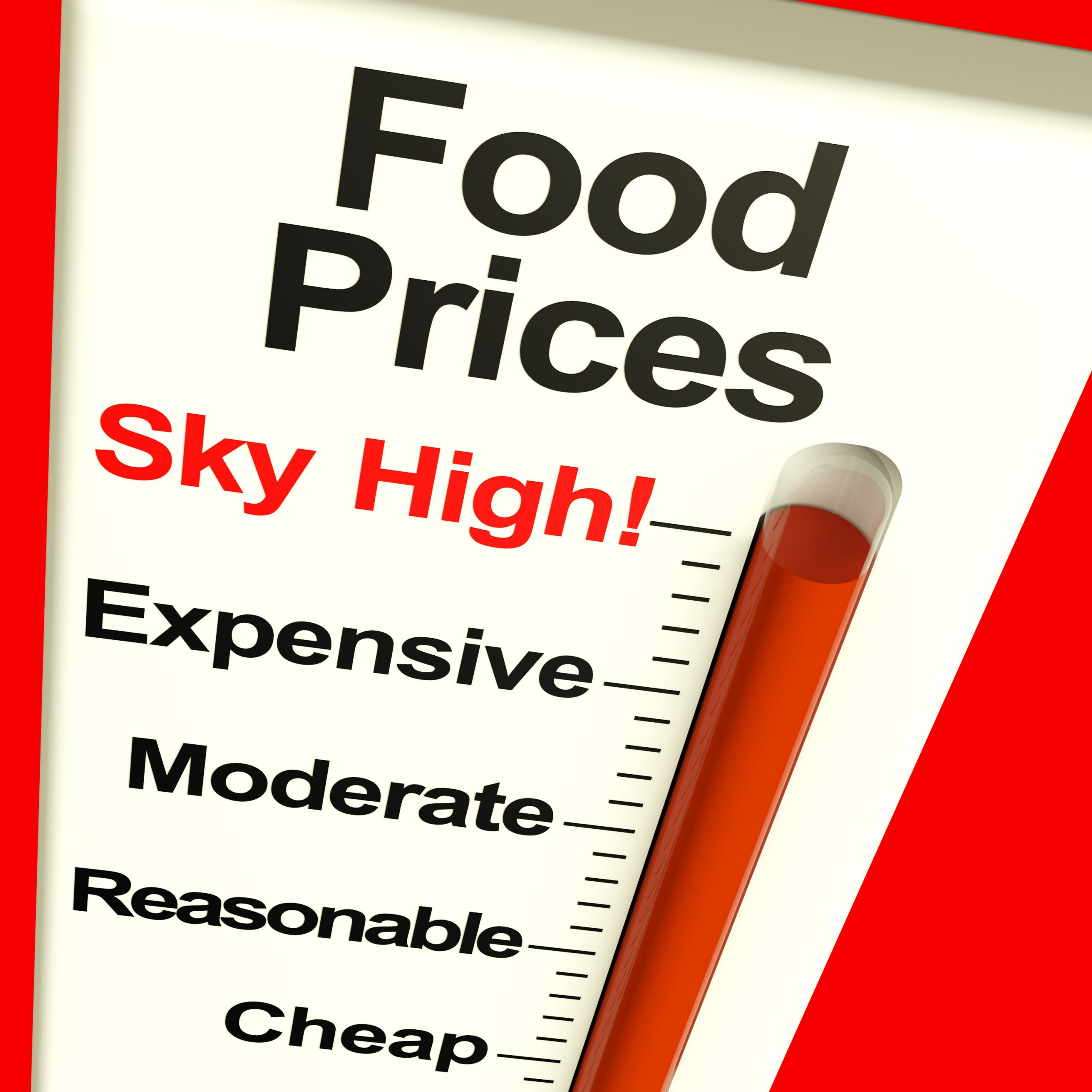 Warnings of food shortages continues – price hikes on the cards: BRC