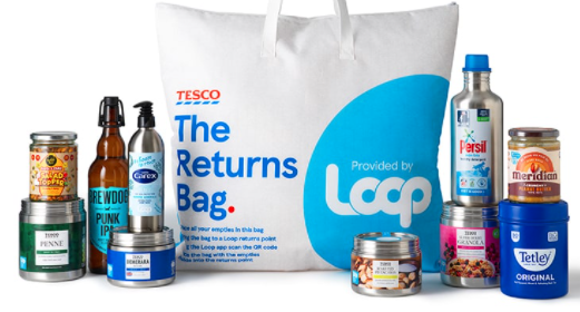The Refill Revolution – Now Tesco launch Loop Refill Section