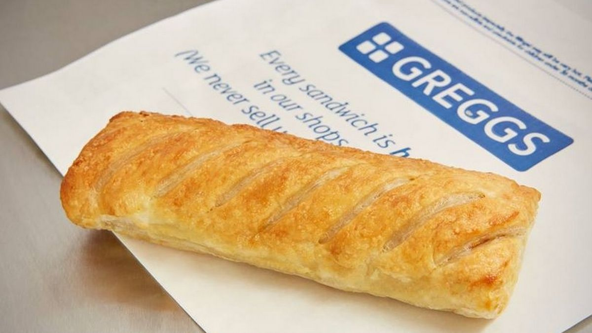 Greggs warns of rising costs due to supply chain pressures and staff shortages