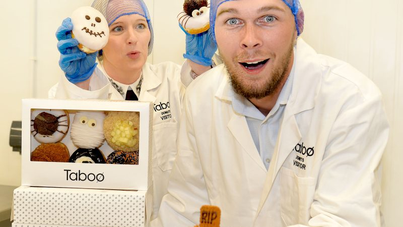 Asda Enniskillen to launch in-store Taboo donut concession