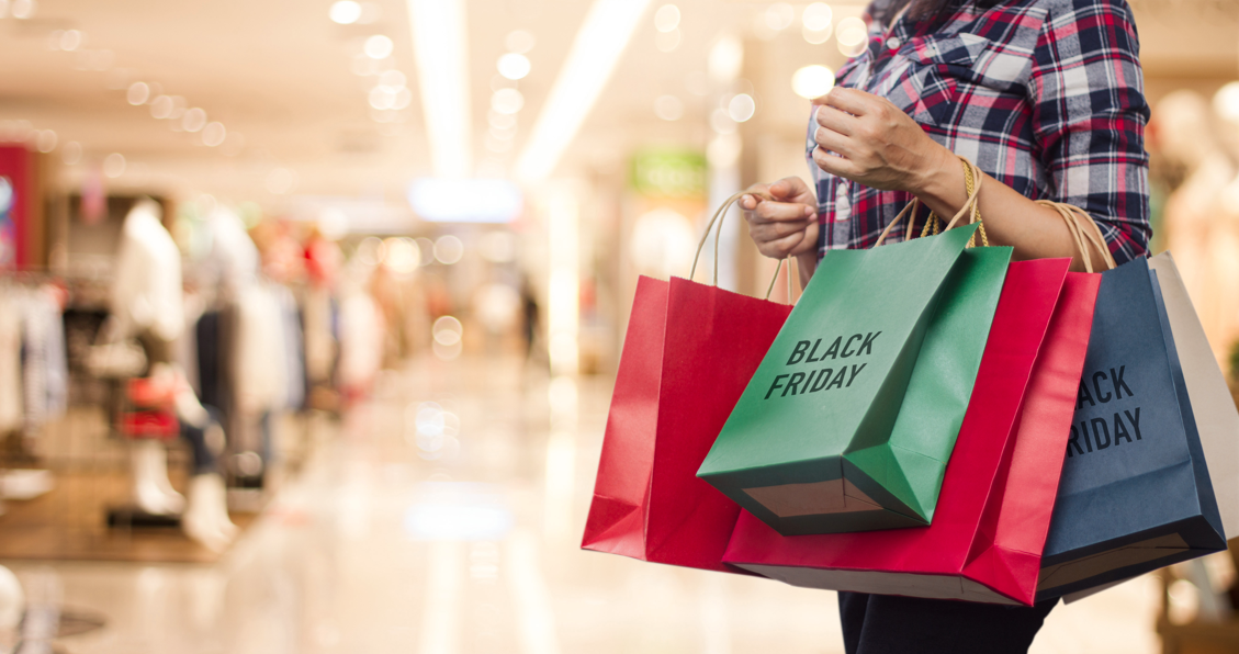 Black Friday shoppers fear transport problems will hit stocks of bargains