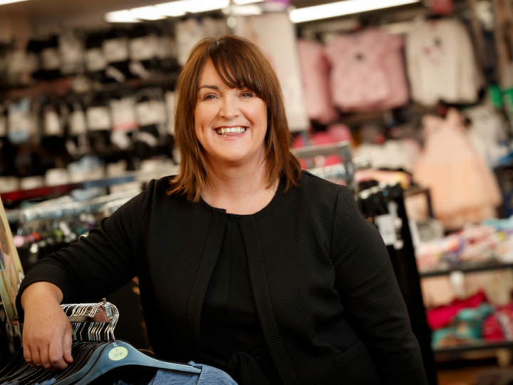 Discount retail will always have a place for bricks and mortar stores, says Poundland country manager Olivia McLoughlin
