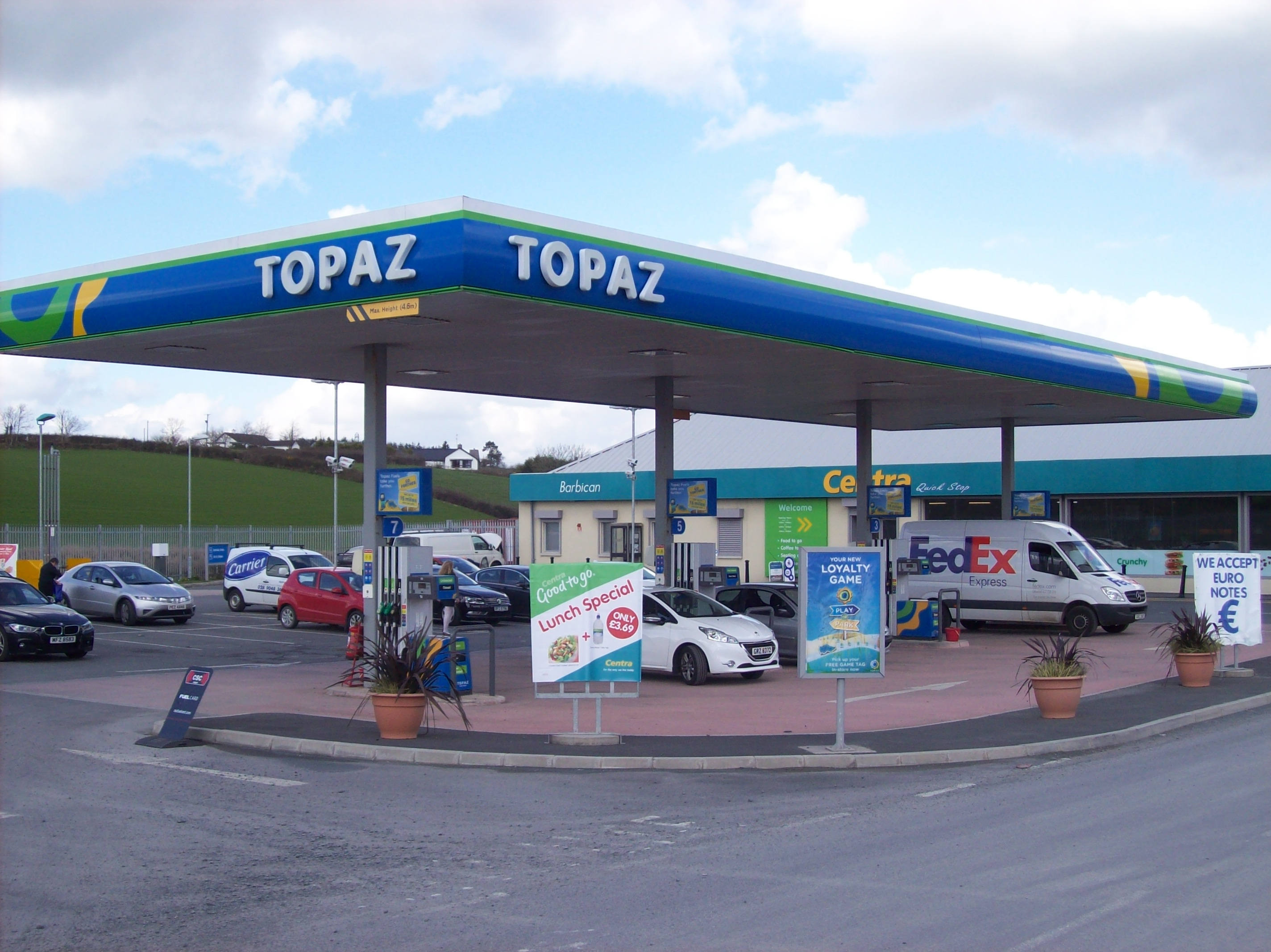 Business as usual – Topaz's Jonathon Diver speaks to NR